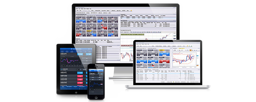 fxcm trading station web platform
